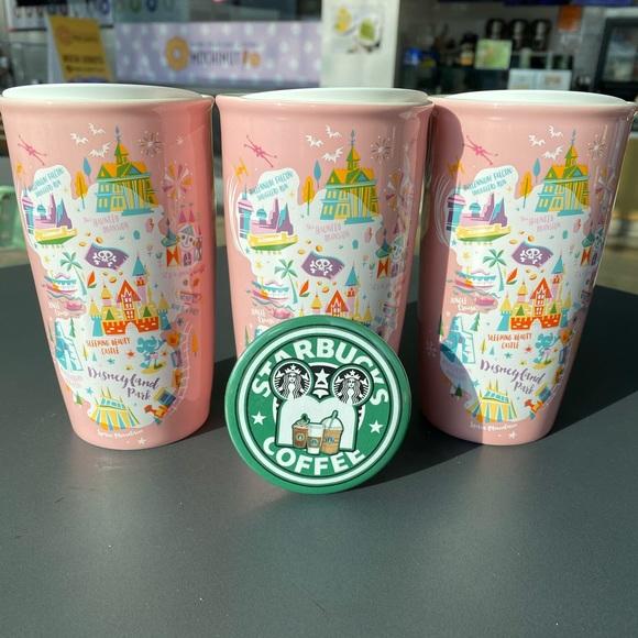 STARBUCKS DISNEYLAND (2020) COFFEE MUG TUMBLER